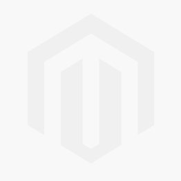 Flower shaped button with acrylic heart / 4 tones